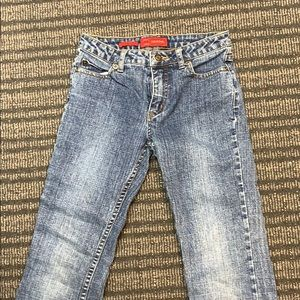Arizona stretch jeans size 10 slim